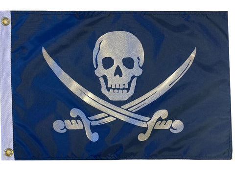 """Calico"" Jack Rackham-USA - Navy Fabric"