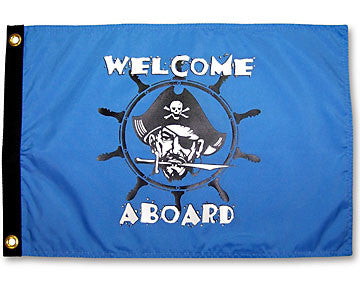 Welcome Aboard-USA