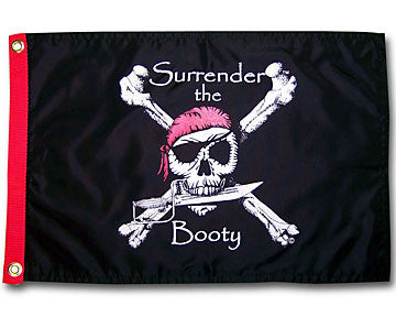 Surrender the Booty Flags