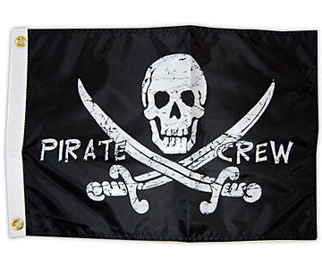 Pirate Crew Flag