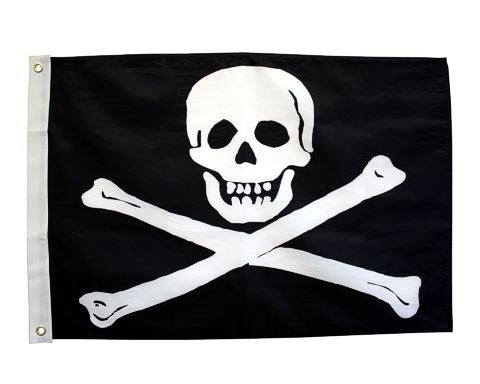 Jolly Roger Flag- 3ft x 5ft