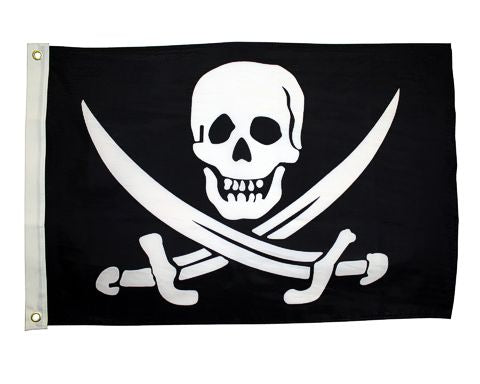 Jack Rackham Flag- 3ft x 5ft