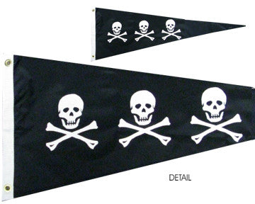 Pirate Pennant: Christopher Condent