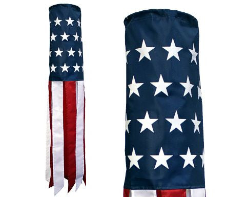 Stars and Stripes Windsock