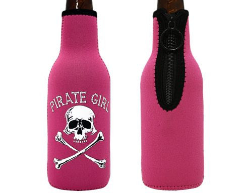 Pirate Girl Bottle Suit