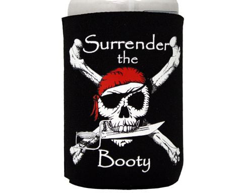 Surrender the Booty Can Cooler