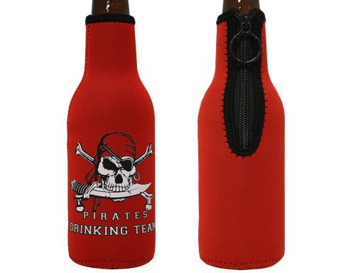 Pirates Drinking Team Bottle Suit