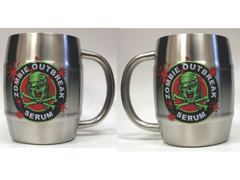 Pirate Mug - Zombie Outbreak