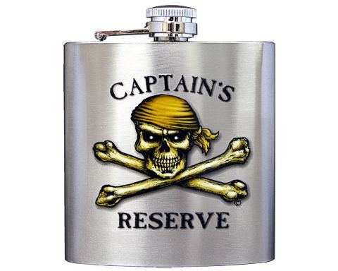 Captain's Reserve Flask