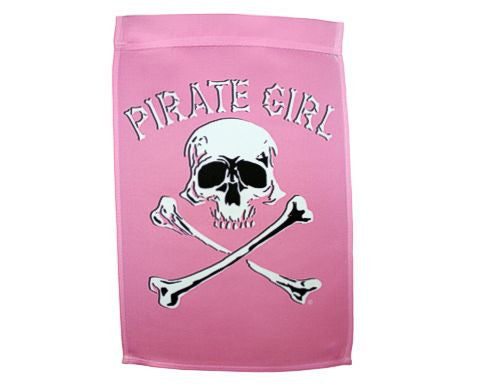 Pirate Girl Banner