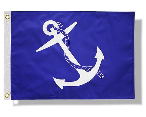 USA Made- Port Captain Flag