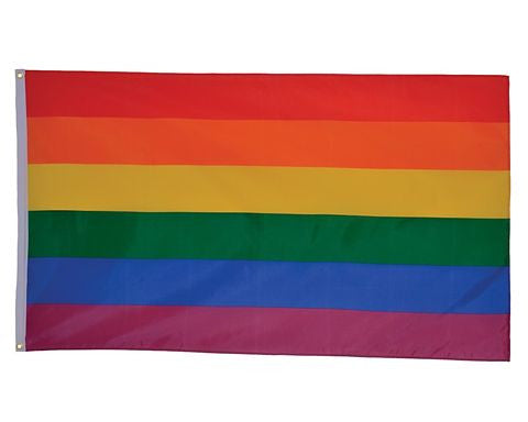 Rainbow Flag - Dyed
