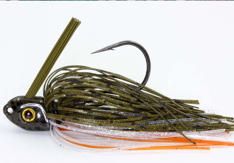 C-4 Swim Jig - Baby Gill - T&T Tackle, C-4 Swim Jigs  Bass Jigs, Spinner Baits, Swim Jigs, Buzzbaits, Custom, Rod Sleeves, Fish Scent, Bass Tackle, Trapper Hooks, Swing Jigs, Wobble Heads, Bass Tackle, Apparel, Fishing Line, Bass Braid, Fluorocarbon