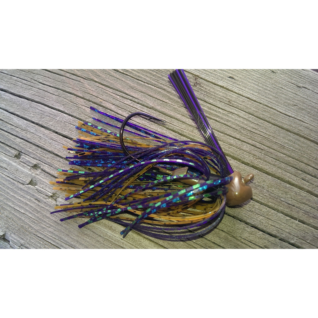 Sour Grapes - T&T Tackle, Depth Charge Flippin' Jig  Bass Jigs, Spinner Baits, Swim Jigs, Buzzbaits, Custom, Rod Sleeves, Fish Scent, Bass Tackle, Trapper Hooks, Swing Jigs, Wobble Heads, Bass Tackle, Apparel, Fishing Line, Bass Braid, Fluorocarbon