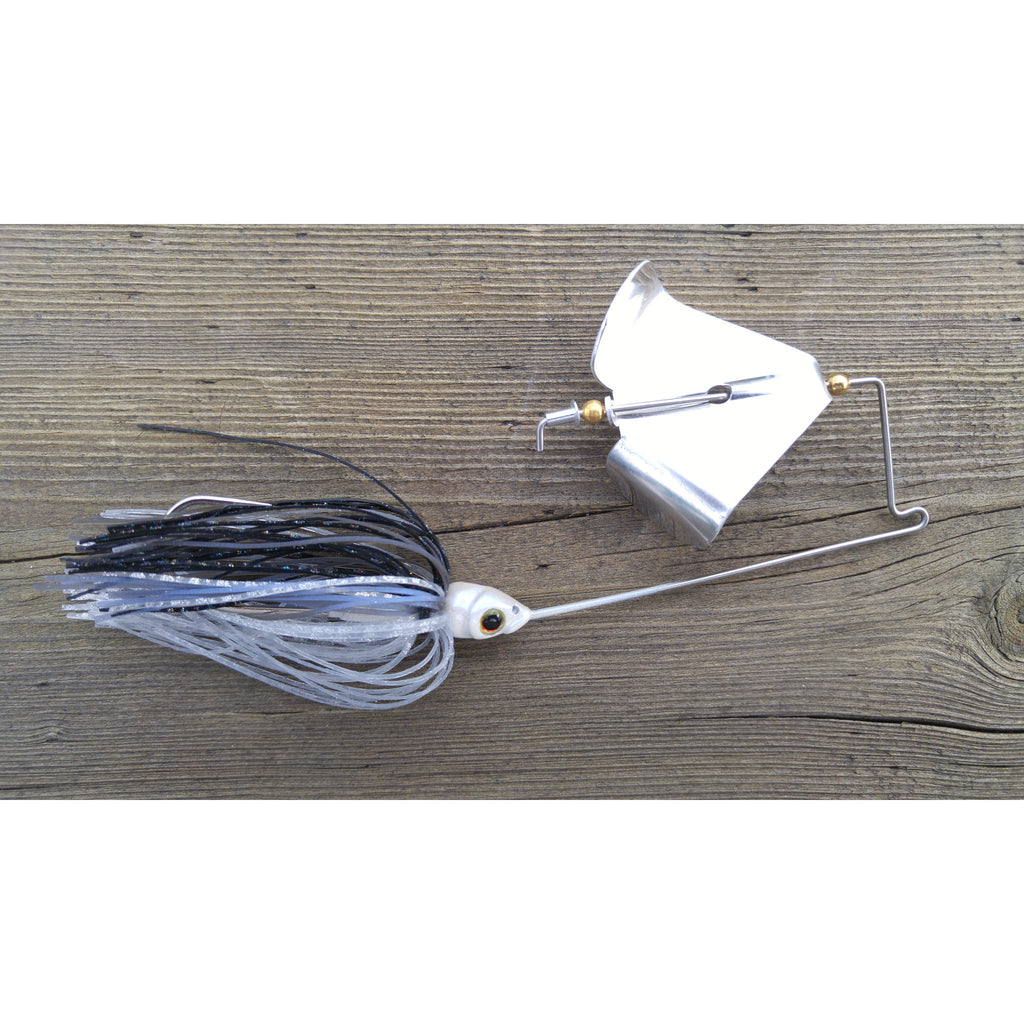 CrossFire Buzzbait - Shad - T&T Tackle, CrossFire Buzzbaits  Bass Jigs, Spinner Baits, Swim Jigs, Buzzbaits, Custom, Rod Sleeves, Fish Scent, Bass Tackle, Trapper Hooks, Swing Jigs, Wobble Heads, Bass Tackle, Apparel, Fishing Line, Bass Braid, Fluorocarbon
