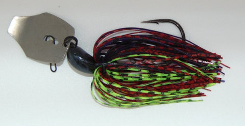 Tremor Jig Elite - Royal Elite Red - T&T Tackle