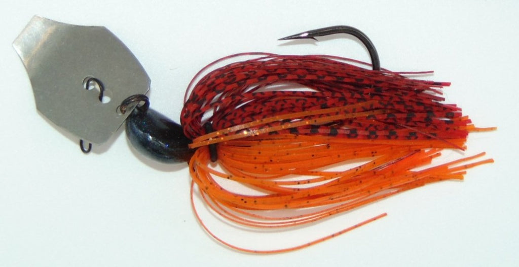 Tremor Jig Elite - Fire Craw - T&T Tackle