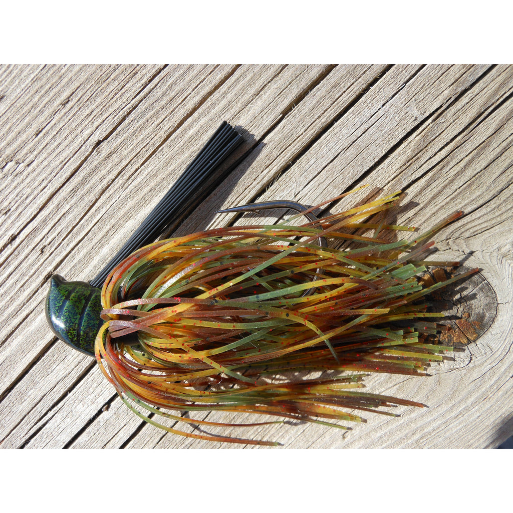 Tex Mex - T&T Tackle, Depth Charge Flippin' Jig  Bass Jigs, Spinner Baits, Swim Jigs, Buzzbaits, Custom, Rod Sleeves, Fish Scent, Bass Tackle, Trapper Hooks, Swing Jigs, Wobble Heads