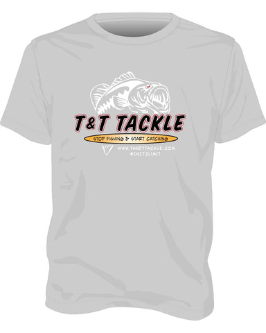 T&T Tackle Long Sleeve Performance Shirt - T&T Tackle