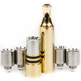 Gold Full Metal Hitter with 4 Replacement Cartridges