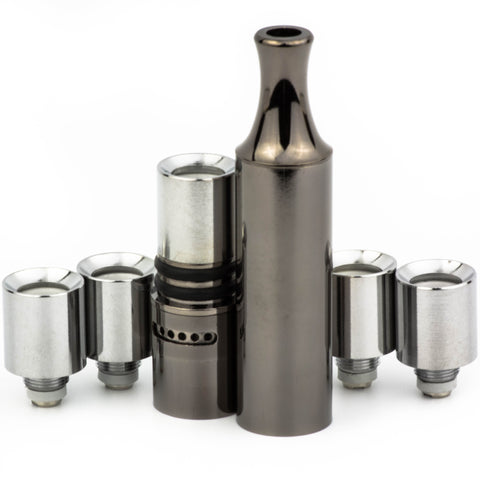 VariFlow Full Metal Hitter with 4 Replacement Cartridges