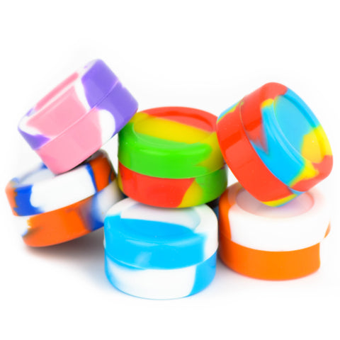 5ml Silicone Containers (5-Pack)