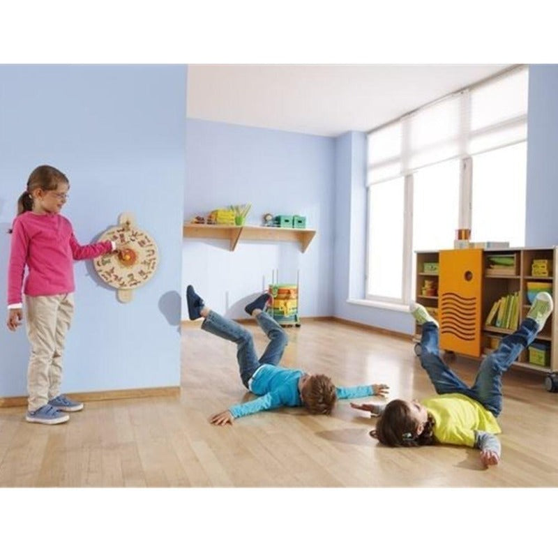Movement Turntable Exercise Wall Activity Toy 120365