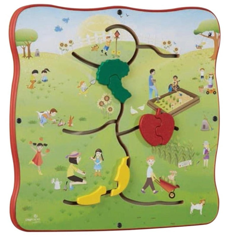 Community Garden Wall Toy - Playscapes 20-COM-101