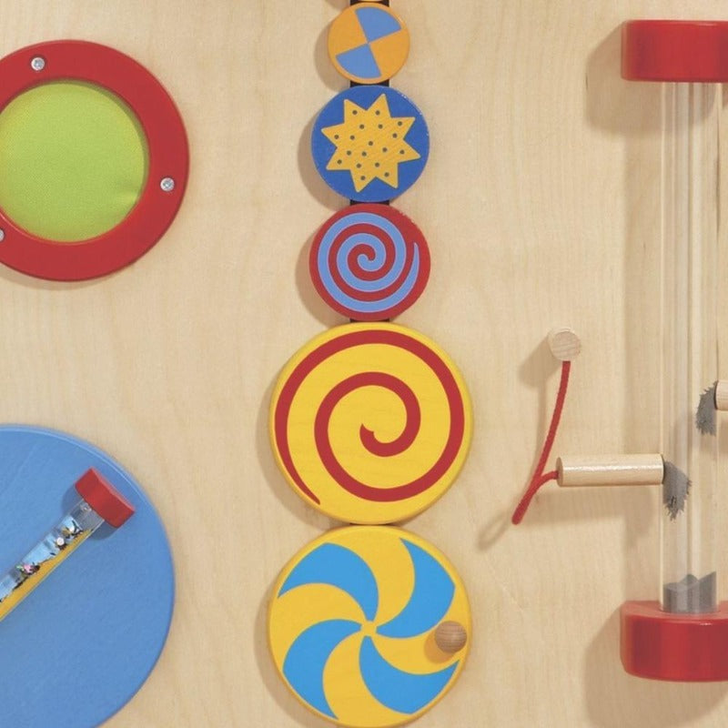 Learning & Sensory Wall Activity Curve B