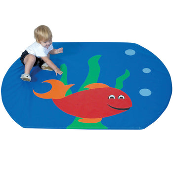 Fish Bowl Activity Mat - CF362-175