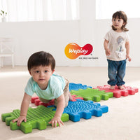 Weplay Tactile Cube Building Set - KT1001
