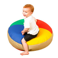 "Soft Touch 30"" Pouf"