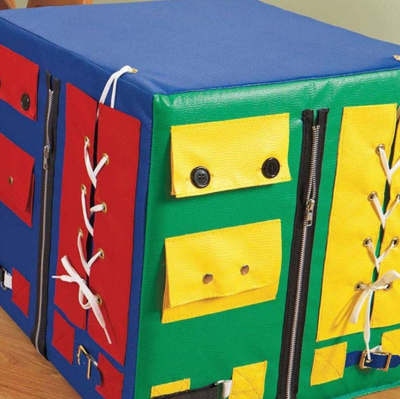 CF332-473 Developmental Play Cube