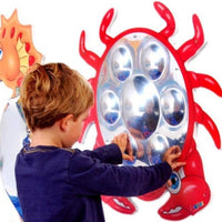 Crab Convex Bubble Mirror