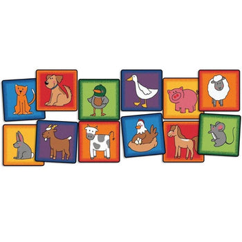 Farm Animals Seating Kit