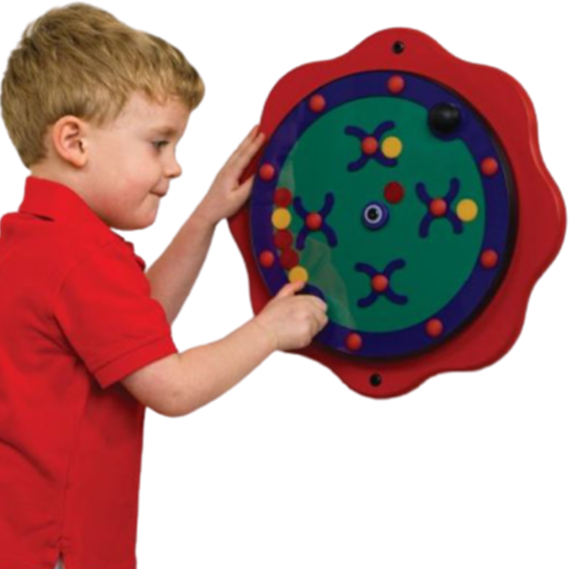 Mini Mazer Wall Activity Toy Playscapes USA