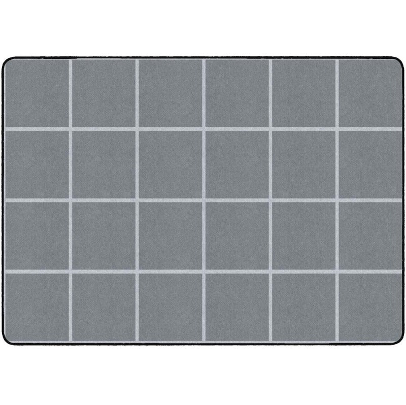 Misty River Classroom Seating Rug