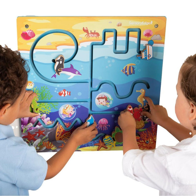 Ocean adventure SensoryEdge Wall Toy