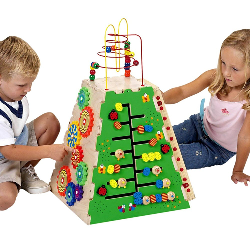Pyramid Of Play Activity Toy