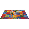 Sequential Seating Literacy Factory Second Rug