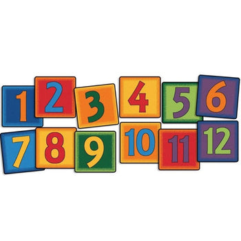 Simple Numbers Seating Kit