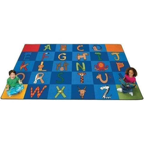 A - Z Animal Factory Second Rug