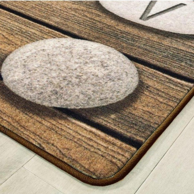 Alphabet Stones Seating Rug