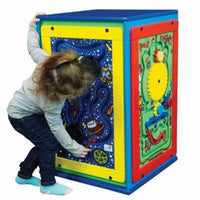 Keebee Fun Island Cube Activity Center