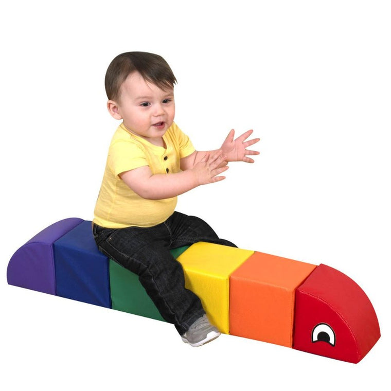 Baby Inchworm Soft Play Toy