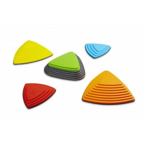 Bouncing River Stones - Set of 5