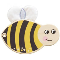 Bumblebee Sensory Wooden Wall Panel - 157756 HABA