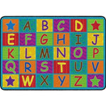 Cheerful Alphabet Rug