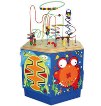 Coral Reef Activity Cube - Hape E1907