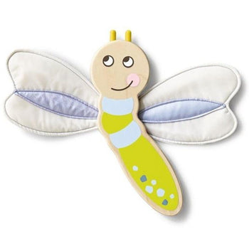 Dee Dee the Dragonfly Ocean Theme Wall Decor